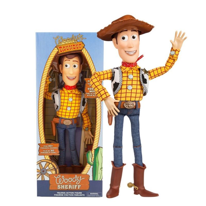 اکشن فیگور دیزنی وودی مدل Woody Sheriff