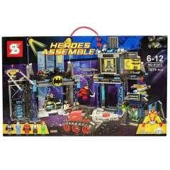 لگو اس وای بتمن سری 513 Batcave