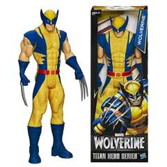 اکشن فیگور هاسبرو سری تیتان طرح Wolverine