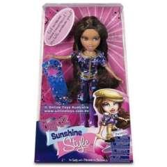 عروسک برتز یاسمین سانشاین استایل