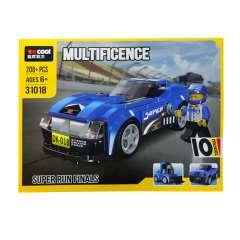 لگو ماشین دکول سری multificence 31018