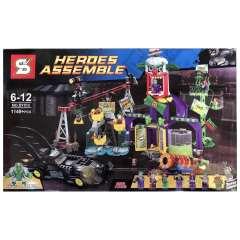 لگو اس وای سری Heroes Assemble 512