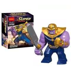 مینی فیگور ساختنی تانوس دکول سری super heroes 0296