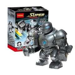 مینی فیگور ساختنی ایرون مانگر دکول سری super heroes 0314