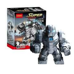 مینی فیگور ساختنی ویپلش دکول سری super heroes 0315