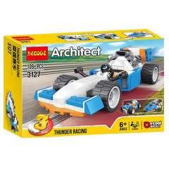 لگو ماشین مسابقهای دکول سری architect 3127