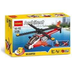 لگو هلیکوپتر دکول سری architect 3125