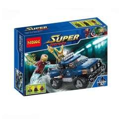 لگو دکول سری SUPER HEROES 7101