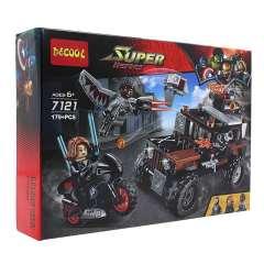 لگو دکول سری SUPER HEROES 7121