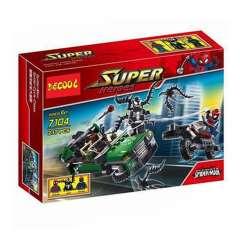 لگو دکول سری SUPER HEROES 7104