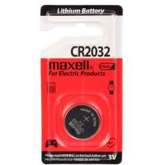 باتری  سکه ای مکسل تکیCR2032