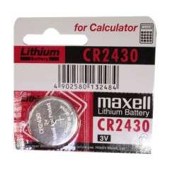 باتری سکه ای مکسل مدل CR2430