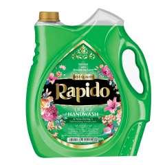 مایع دستشویی صدفی سبز راپیدو 3750گرم