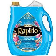 مایع دستشویی صدفی آبی راپیدو 3750 گرم