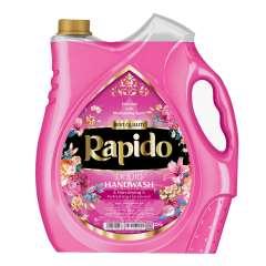 مایع دستشویی صدفی صورتی راپیدو 3750 گرم