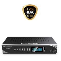 گیرنده دیجیتال پروویژن 247 پرو 1 HEVC/H265