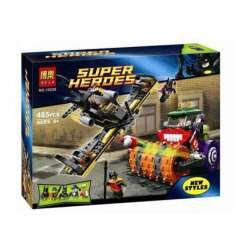 لگو ساختنی بلا مدل Super Heroes 10228