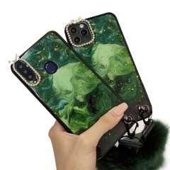 قاب موبایل گرین دیاموند همراه با پاپ سوکت